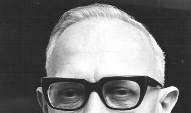 Padre João Assmann SVD que foi o primeiro vigário da Pároquia Sagrado Coração de Jesus, função que assumiu em 25 de fevereiro de 1962.  Imagem: Acervo Família Seyboth
