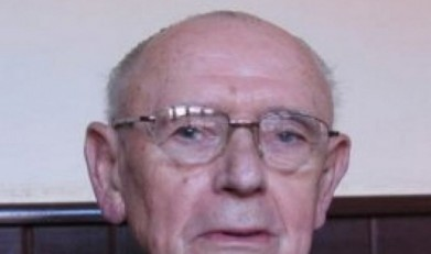 Padre Marjan Pawlowski SVD, nascido em setembro de 1922.  Imagem: Província Verbo Divino Sul - FOTO 1 -