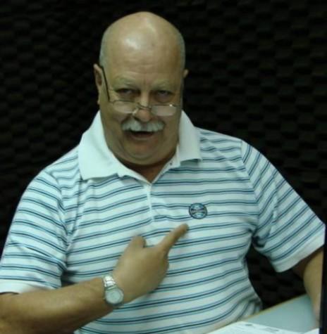 Dirceu da Cruz Vianna (Nhô Jeca). Imagem: Acervo Rádio Educadora  - FOTO 2