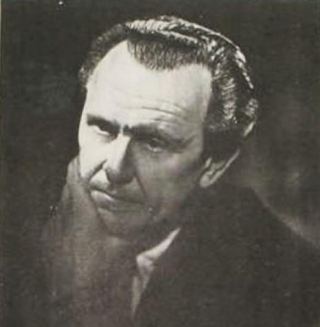 Escritor Ladislau Romanowski que vistou a cidade de Marechal Cândido Rondon, em abril de 1975.  Imagem: Acervo NA-NU - FOTO 2 -