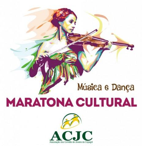 Cartaz-convite para etapa final da Maratona Cultural ACJC 2017.  Imagem: Acervo Imprensa Copagril - FOTO 10 -