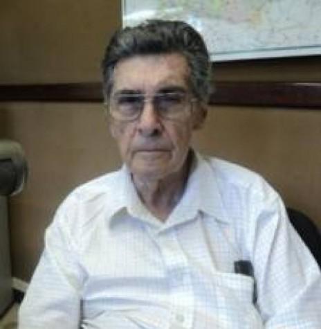 Engenheiro-civil Osíres Stenghel Guimarães.  Imagem: Acervo CNB – Curitiba