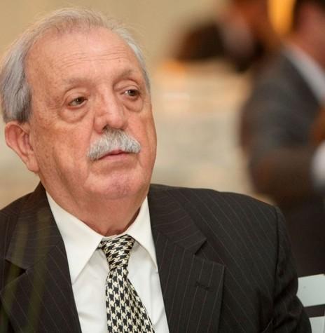 Empresário cascavelense Hylo Bresolin, falecido em outubro de 2016.  Imagem: Acervo ACIFI - FOTO 2 -