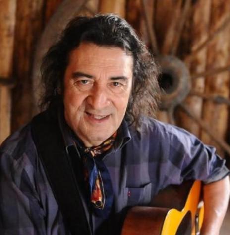 Músico João Chagas Leite que se apresentou em Marechal Cândido Rondon, em setembro de 2017.  Imagem: Acervo Pioneiro - clicRBS - FOTO 4 -