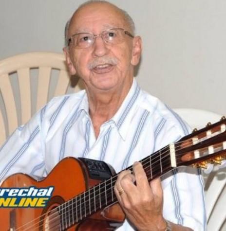 Cartorário Levi Martins Gomes que faleceu em 13 de junho de 2015.  Imagem: Acervo RadioMarechal On Line