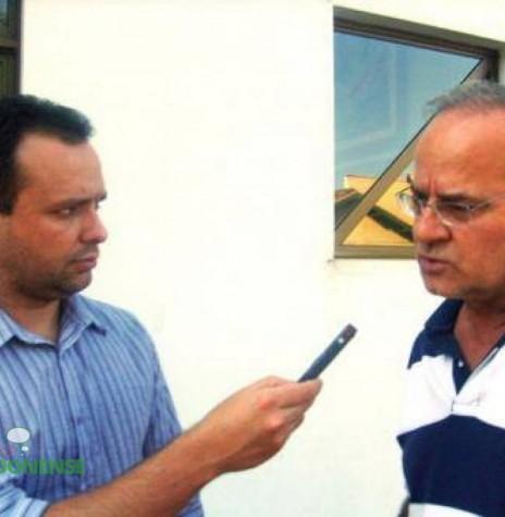 Afonso Francener, à direita de óculos. Imagem: Acervo www.trombetaonline.com.br - FOTO 2 -