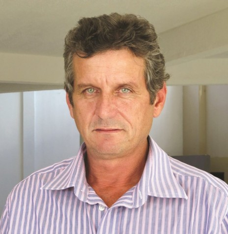 Jacir José Dariva, presidente para o biênio 2019/2020, da Associação Paranaense de Suinocultores, que tomou posse em outubro de 2019. Imagem: Acervo O Presente - FOTO 18 -