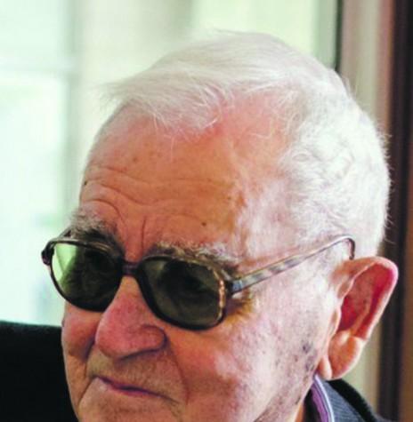 Alfredo Ruaro, pioneiro e fundador da cidade de Toledo, falecido em outubro de 2015. Imagem: Acervo Gazeta do Povo - FOTO 12 -