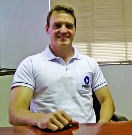 Jovem rondonense Luciano Lizzoni eleito vice-presidente da JCI Brasil para 2020. Imagem: Acervo O Presente - FOTO 10 -