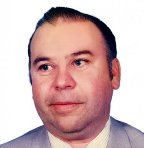 Empresário rondonense Gualberto Batschke eleito presidente do extinto Oeste Paraná Futebol Clube, em janeiro de 1968. Imagem: Acervo Acimacar - FOTO 1 -