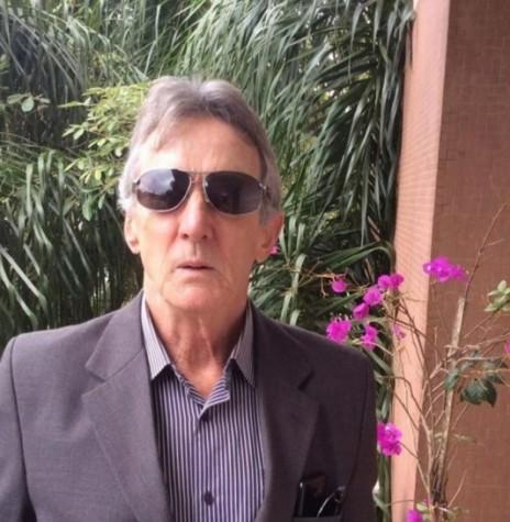 Engenheiro-civil David Nataniel Chieregatte que assumiu o 8º distrito do DER, em abril de 1977. Imagem: Acervo Assembleia Legislativa do Estado do Paraná - FOTO 5 -