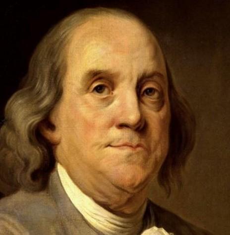 Benjamin Franklin, inventor do paráraio, falecido em abril de 1790.  Imagem Acervo Deutsche Welle - FOTO 3 -
