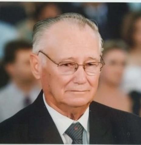Empresário rondonense Iriberto Reinoldo Lunkes, falecido em maio de 2020. Imagem: Acervo Roseli Marcucci - FOTO 88 -