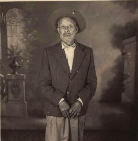 Valério Lambaré, pioneiro do antigo Porto Britânia e funcionário da Compania de Maderas del Alto Paraná e depois da colonizadora Maripá, falecido em agosto de 1969. Imagem: Acervo fotográfico do Museu Histórico Willy Barth, de Toledo  - FOTO 3 -