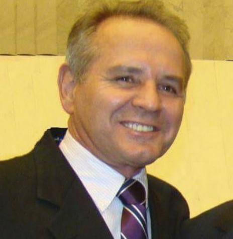 Jornalista Elio Winter, diretor-proprietário da Rádio Difusora do Paraná.  Imagem: Acervo pessoal - FOTO 4 -