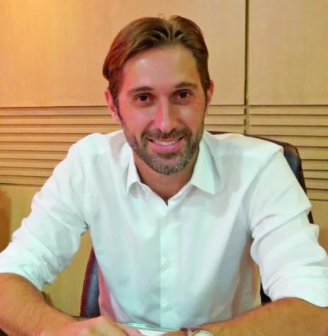 Prefeito Marcio Andrei Rauber entrevista do Picolo Esporte e Notícia, em 13 de julho de 2020. Imagem: Acervo O Presente - FOTO 11 -