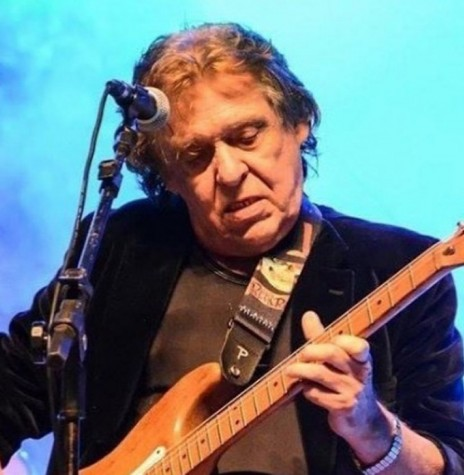 Músico carioca Renato Barros, fundador do grupo musical Renato e seus Blue Caps, falecido em final de julho de 2020. Imagem: Acervo Catraca Livre - FOTO 19 -