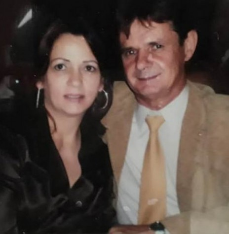 Casal Noemia e Paulo Rempel - fundadores da empresa rondonense ROMAGRIL. Imagem: Acervo do casal - FOTO 9 -