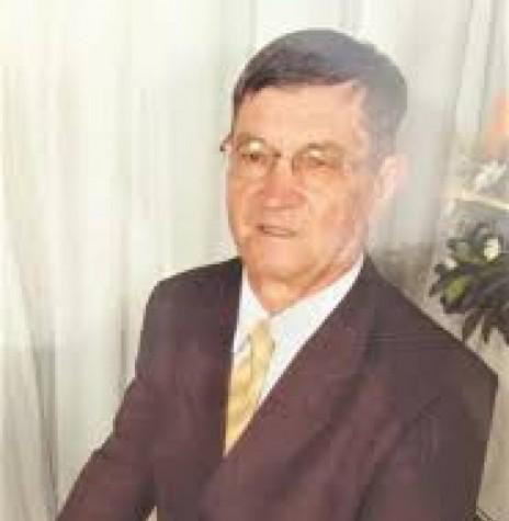 Gentil Fávero Forlin que assumiu com subprefeito do distrito de Novo Horizonte, em setembro de 1978. Imagem: Acervo Projeto Memória Rondonense - FOTO 4 -