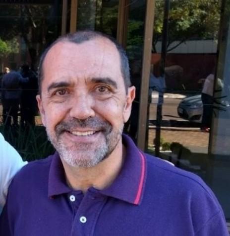 Jornalista cascavalense Júlio César Fernandes falecido em setembro de 2020. Imagem: Acervo O Paraná (Cascavel) - FOTO 13   -
