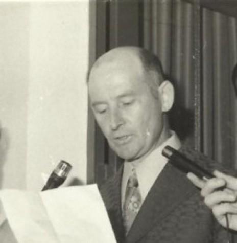 Pioneiro rondonense Eldor Egon Lamb falecido em outubro de 2020. Imagem: Acervo Projeto Memória Rondonense - FOTO 15 -