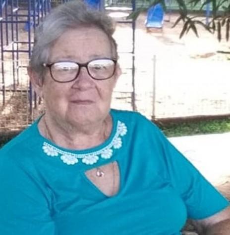 Rondonense Ivene Scherer, ex-primeira dama de Marechal Cândido Rondon, falecida em outubro de 2020. Imagem: Acervo da família - FOTO 12 -