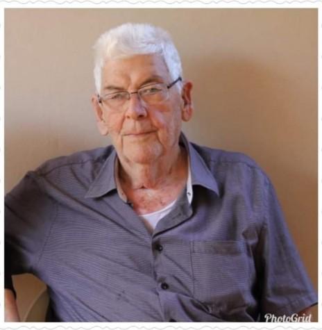 Rondonense Valdomiro Marschall falecido em outubro de 2020. Imagem: Acervo Projeto Memória Rondonense - FOTO 11 -