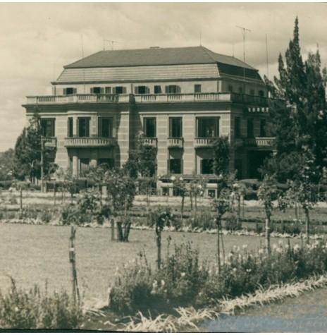 Palacete Garmatter na época da compra pelo Governo do Paraná. Imagem: Acervo Museu Paranaense - FOTO 2 -