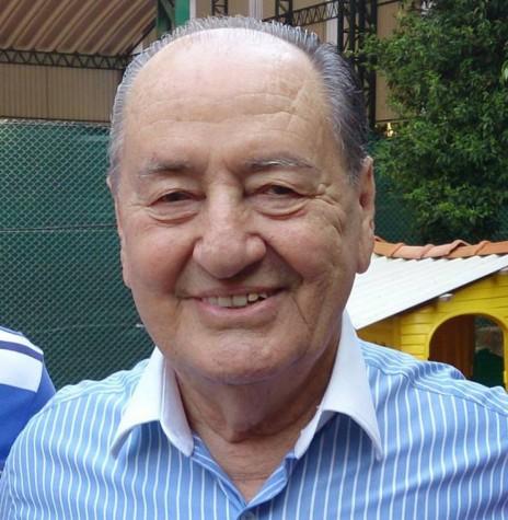 Cascavelense André Heitor Costi, ex-proprietário do jornal O Paraná, falecido em outubro de 2020. Imagem: Acervo Preto & Branco - FOTO 16 -