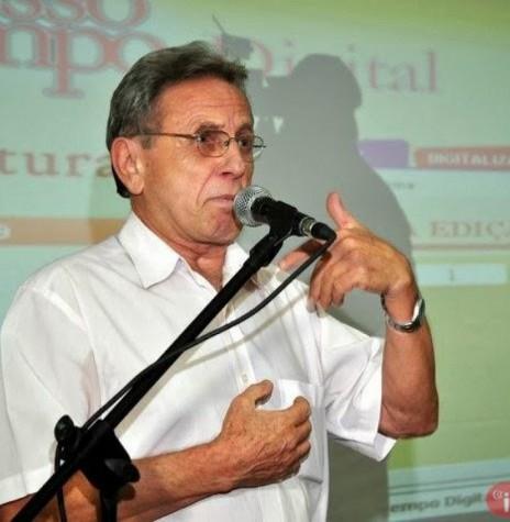 Jornalista Juvêncio Mazzarollo, último preso político do Governo Militar de 1964. Imagem: Acervo HF2 - FOTO 6 -