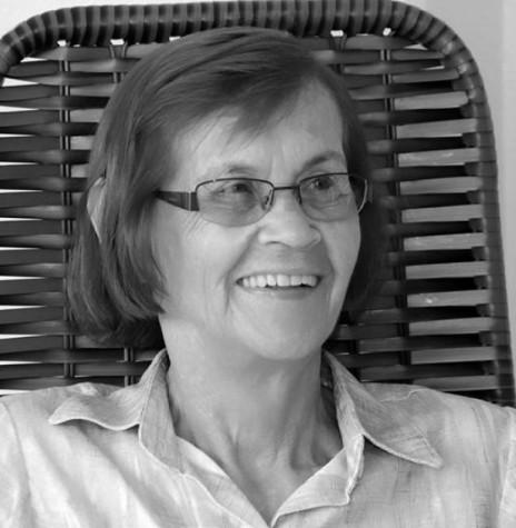 Professora Catarina Iurkiv Gomes falecida em abril de 2021. Imagem: Arquivo pessoal - Crédito: Rafael Sturm - FOTO 9 -