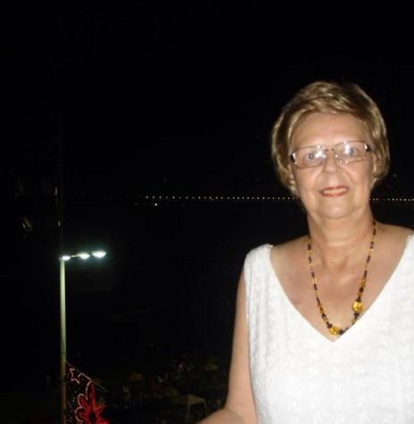 Rondonense Úrsula Strenske falecida em junho de 2014. Imagem: Acervo Haari Strenske - FOTO 17 -