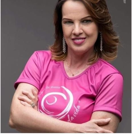 Empresária de Mercedes, Marta Groff, falecida em agosto de 2021. Imagem: Acervo Portal Rondon - FOTO 9 -