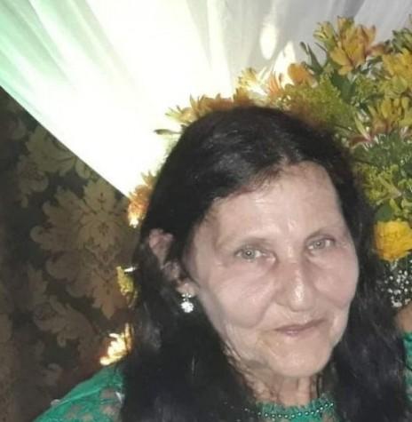 Pioneira rondonense Lurdes Besen falecida em outubro de 2019. Imagem: Acervo Capela São Paulo de Vila Curvado - FOTO 13 -