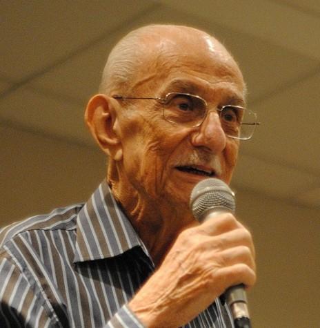 Professor Wilson Choeri, fundador do projeto Rondon. Choeri faleceu no dia 13 de agosto de 2013, na cidade do Rio de Janeiro. Imagem: Acervo feuc.com - FOTO 2 -