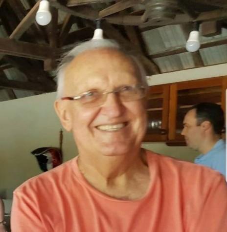 Bioquímico rondonense Edgar Netzel falecido em agosto de 2018.  Imagem: Arquivo pessoal - FOTO 9 -