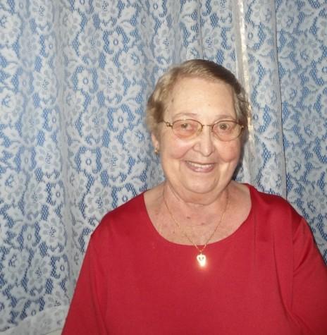 A pioneira Gertrudes Koch, do distrito de Iguiporã, falecida em começo de maio de 2018.  Imagem: Acervo da família - FOTO 14 -