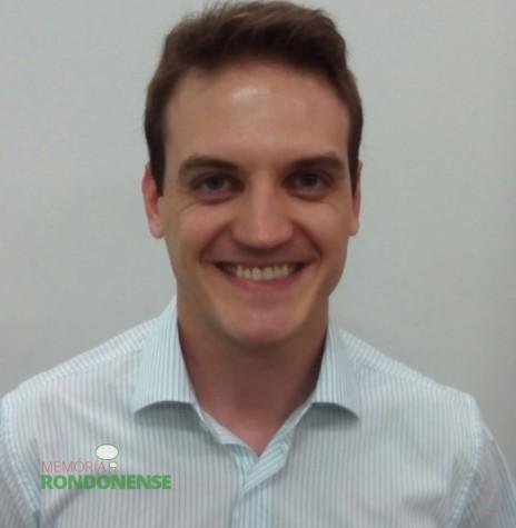 Professor Luciano Lizzoni - 8º colocado no concurso nacional