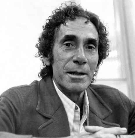 Cantor Nelson Gonçalves que se apresentou em Marechal Rondon em 19 de abril de 1976.  Imagem: Acervo band.com - FOTO 12 -