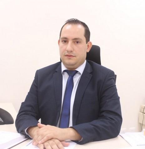 Juiz Luiz Fernando Montini, da Vara da Fazenda Pública, da Comarca de Marechal Cândido Rondon.  Imagem: Acervo Portal Rondon - FOTO 5 -