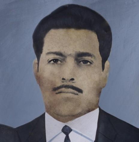 Jossoé do Amaral Campos, juiz de Direito, que assumiu a comarca de Marechal Cândido Rondon, em 1970.  Imagem: Acervo Câmara Municipal de Marechal Cândido Rondon - FOTO 6 -