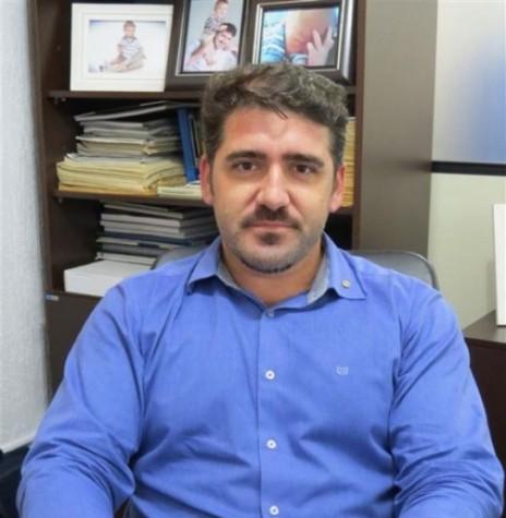 Empresário Paulo Rodrigo Copetti eleito Presidente da Acimacar, gestão 2015-2016, em 07 de abril de 2015. Imagem: Acervo O Presente - FOTO 11 -