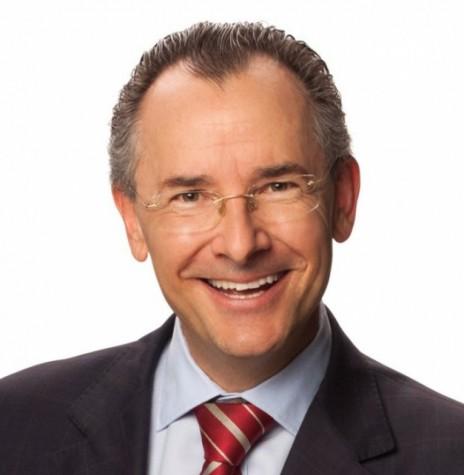 Empresário e palestrante motivacional Heinz Schurt  falecido em 02 de junho de 2015. Imagem: Acervo Portal Rondon - FOTO 8 -