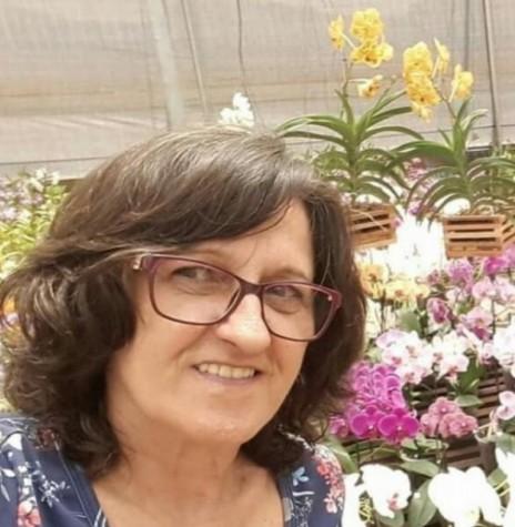 Professora Dianete Maria Ragazzan falecida em final de agosto de 2018.  Imagem: Acervo  Graciele Simsen de Paula - FOTO 7 -