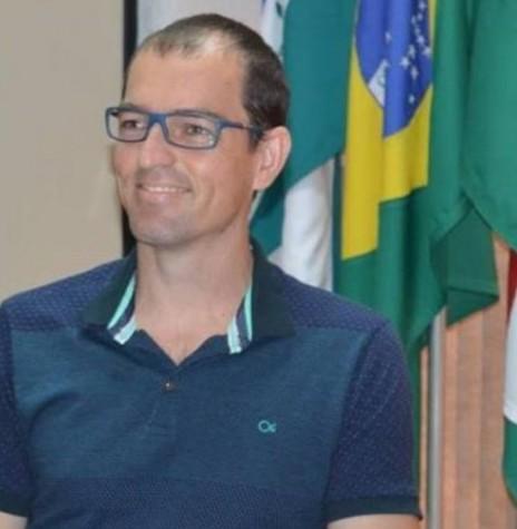 Cristiano Metzner nomeado como secretário municipal de Esportes e Lazer, em janeiro de 2017.  Imagem: Acervo Marechal News - FOTO 4 -