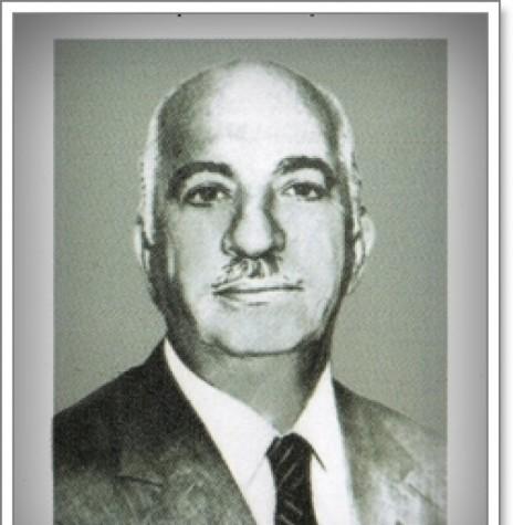 Secretário da Agricultura Paulo Ribeiro Carneiro que esteve em Marechal Cândido Rondon, em julho de 1976. Imagem: Acervo SEAB-PR - FOTO 5 -