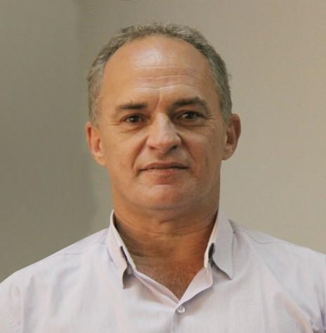 Vilmar Mantovani que assumiu a Secretaria Municipal de Agricultura e Políticas Ambientais, em 08 de abril de 2016.  Imagem: Acervo Imprensa PM-MCR - FOTO 3 -