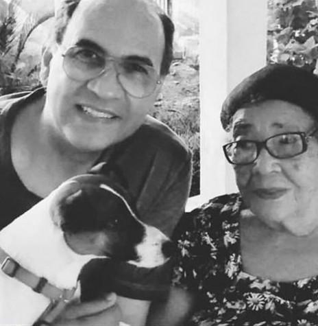 Nelson Rodrigues, professor de Educação Física, que palestrou sobre handebol em Marechal Cândido Rondon, em 1978.  Imagem: Acervo pessoal Facebook - FOTO 2 -