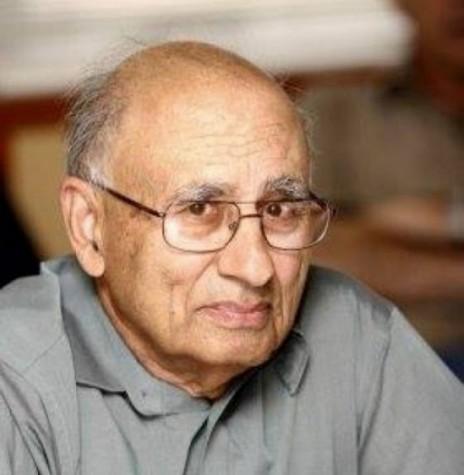 Engenheiro indiano-estadunidense Gurmukh Sarkaria, projetista da Itaipu Binacional, falecido em 22 de julho de 2014. Imagem: www.fabiocampana.com.br - FOTO 6 -