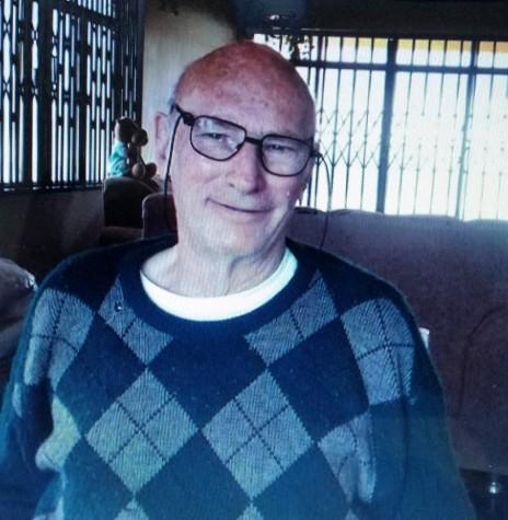 Pioneiro rondonense e ex-professor municipal da desativa escola primária de Lainha Ajuricaba, falecido em final de agosto de 2018.  Imagem: Acervo Bruno Stoef - FOTO 3 -